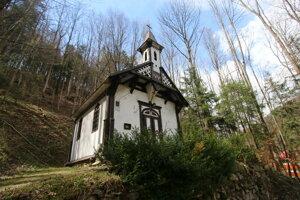 Kostolík v Korytnici