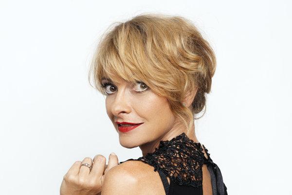 Herečka JANA HUBINSKÁ (51)sa dnes venuje hlavne spevu.