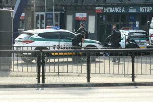 Polícia dozerala na poriadok počas šampionátu.
