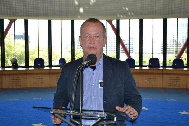 Starosta Ivan Michna podľa vlastných slov s občanmi svojej dediny aktívne komunikuje.
