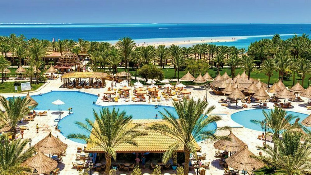Hotel Siva Grand Beach 4*, Egypt