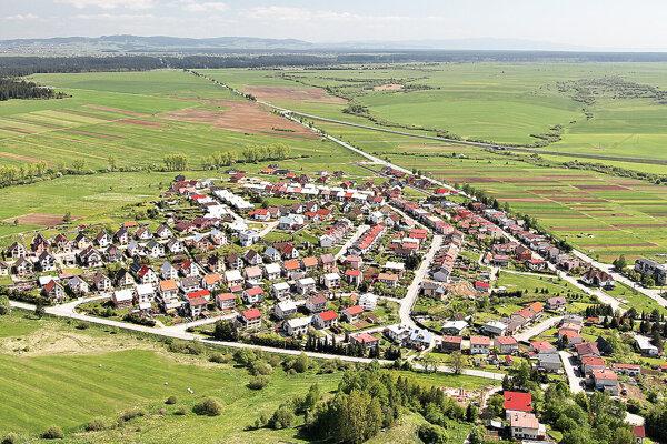 Mesto chce komasovať dve časti mesta.