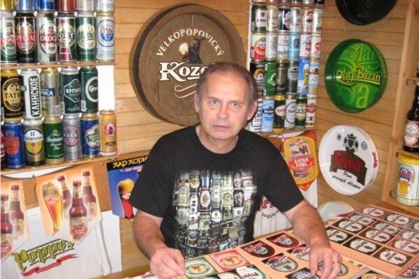 Ján Pokrievka, predseda Porter clubu Martin.