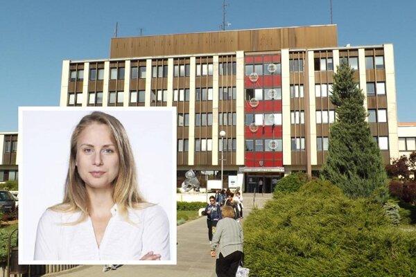 Michaela Hefková už nebude pôsobiť na Mestskom úrade v Nitre.