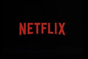 Logo Netflixu.
