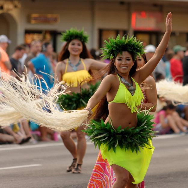 Havajčania sú príjemní ľudia.