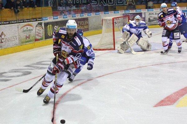 Kamil Brabenec rozhodol o osude zápasu v 14 sekunde predĺženia.
