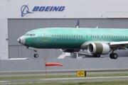Lietadlá Boeing 737 Max sú od marca uzemnené po celom svete.