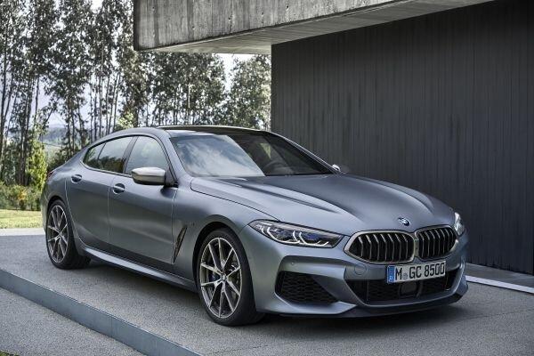 BMW radu 8 Gran Coupé