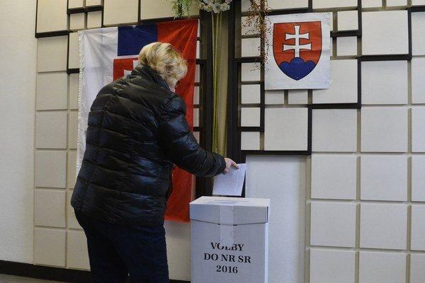 Prvá marcová sobota patrí parlamentným voľbám.