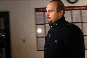 Andrej Medvecký včera vypovedal pred súdom. Zmlátil muža čiernej pleti.