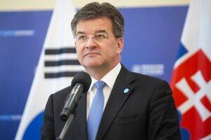 Šéf slovenskej diplomacie a úradujúci predseda OBSE Miroslav Lajčák.