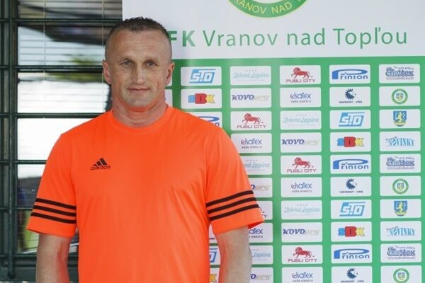 Peter Košuda - nový tréner FK Humenné.