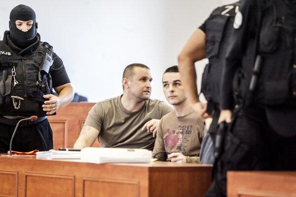 Na pláne posledného pojednávania bol výsluch viacerých svedkov vrátane odsúdeného Juraja Ondrejčáka, zvaného Piťo.