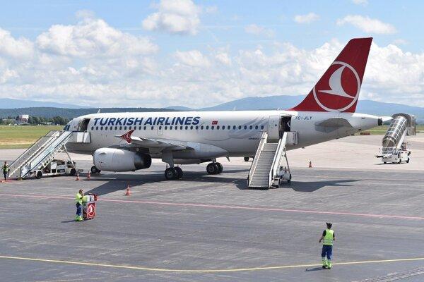 Nateraz Turkish Airlines v Košiciach končí.