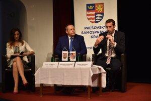 Predseda PSK Milan Majerský navštívil Levočský okres.