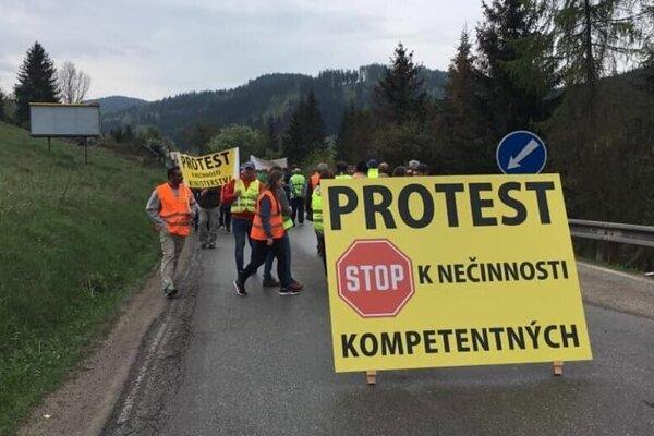 Nespokojní ľudia chcú protesty zopakovať.