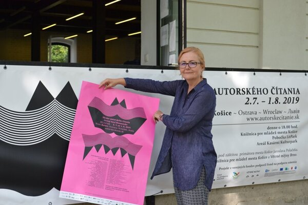 Mesiac autorského čítania sa v Košiciach stal tradíciou.