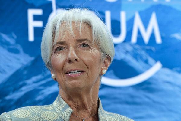 Christine Lagardová je nominovaná na šéfku Európskej centrálnej banky.