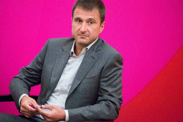 Peter Korbačka.