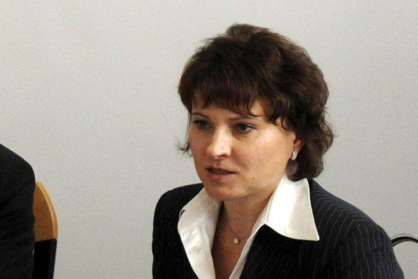Helena Polláková pôsobila aj ako hovorkyňa ZMOS.