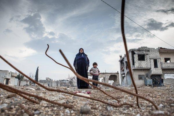 Sýria sa stále zmieta vo vojne každého proti každému.