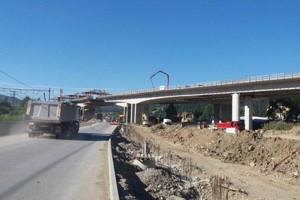Tento úsek diaľnice plánujú dokončiť v roku 2020.