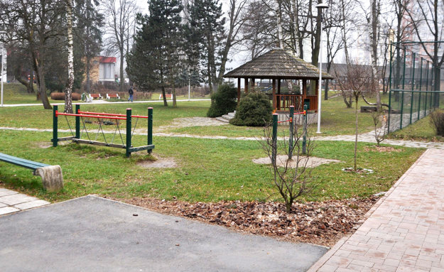 Park Martina Kukučína.