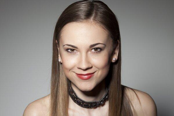 Herečka Mária Schumerová