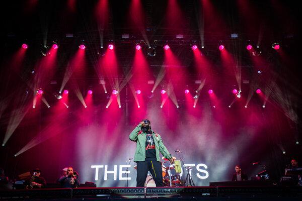 Koncert The Roots na Pohode 2019.