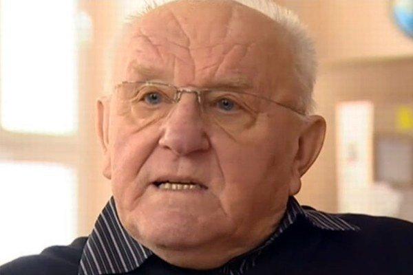 Ladislav Pilka (1933 - 2014).