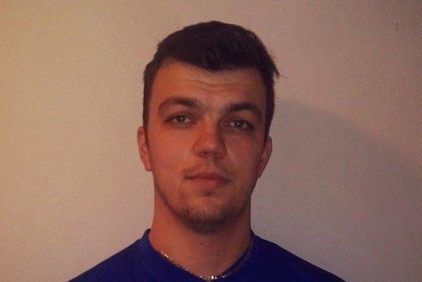 Futbalista z Dolnej Trnávky.
