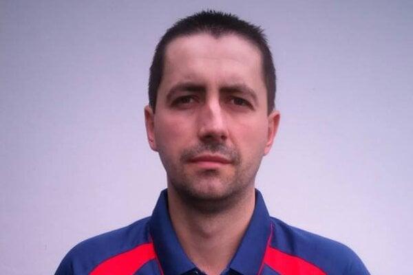 Hrajúci tréner Milan Kukučka.