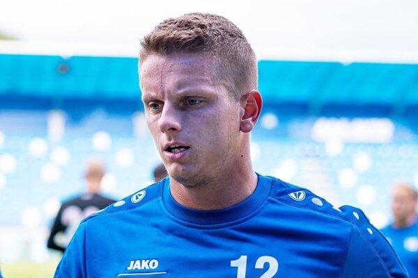 Matúš Paukner od štvrtka trénuje s Nitrou.