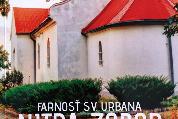 Kniha sa zameriava na históriu i súčasnosť kostola.
