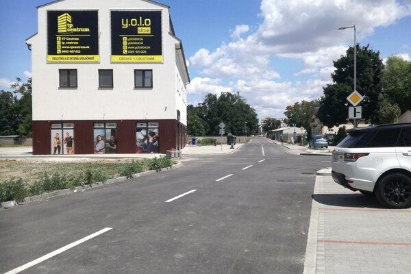 Feketeházyho ulica.