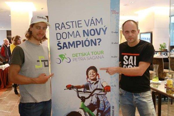 Detská tour Petra Sagana 2016 štartuje v Lučenci.
