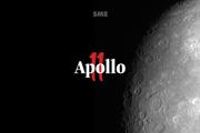 Apollo 11: Cesta na Mesiac - interaktívny projekt SME.sk