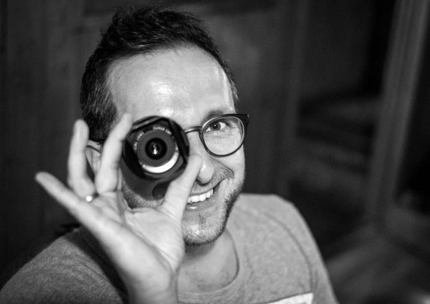 Fotograf Jozef Peniak.