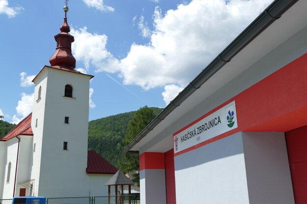 Dobrovoľných hasičov z Fačkova v auguste čakajú oslavy.