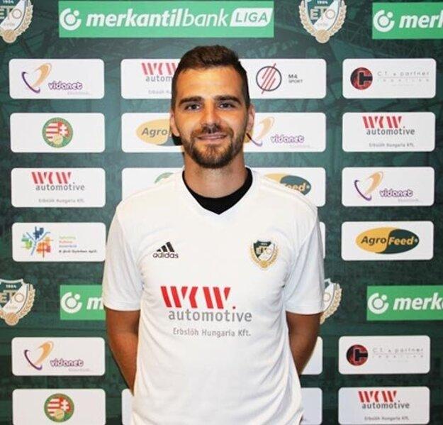 Márius Charizopulos má nového zamestnávateľa.