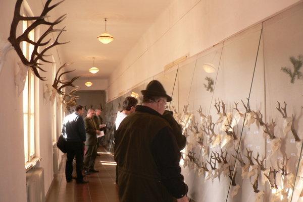 Výstava potrvá do 17. apríla.