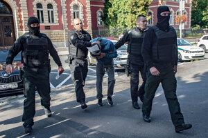 Vlani Petra P. zadržali pre podozrenie z vraždy Mareka Rakovského.
