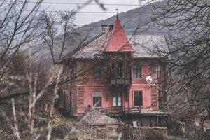 Mauerova vila v Čučme