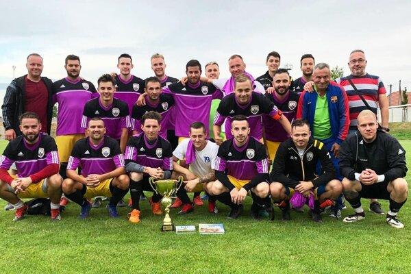 Víťazom turnaja sa stali futbalisti Veľkých Úľan.