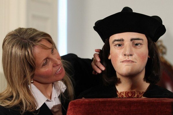 Asi takto vyzeral Richard III. Vedci jeho výzor odhadujú zo štúdia nájdenej lebky.