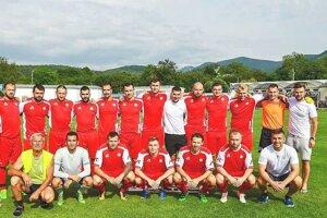 FK Košeca - víťaz 6. ligy 2018 /2019.