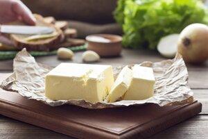 V lyžici masla sa nachádza asi jedna desatina dennej dávky vitamínu A.