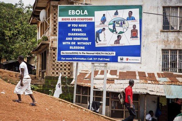 V Libérii zabila ebola najmenej 280 ľudí.