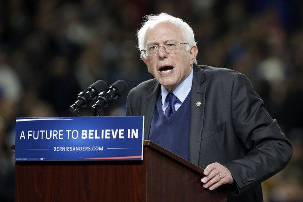 Sanders bude vo Vatikáne hovoriť o spoločenských, ekonomických a ekologických záležitostiach.